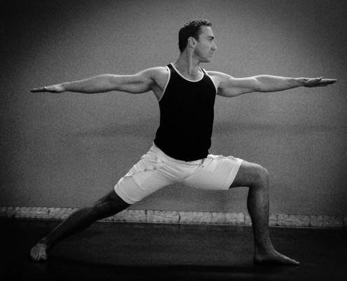 Alessandro Lizza yoga dinamico roma